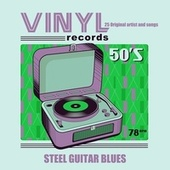 Steel Guitar Blues de Various Artists