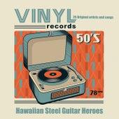 Hawaiian Steel Guitar Heroes de Various Artists