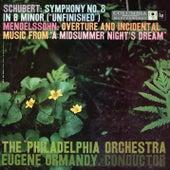 Schubert: Symphony No. 8, D. 759