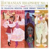 Enescu: 2 Romanian Rhapsodies - Dvorák: Carnival - Tchaikovsky: Francesca da Rimini (Remastered) de Various Artists