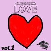 Oldies Mix: Love Vol.1 de Various Artists