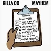 Traptivities by Killa Co
