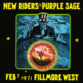 Live At Fillmore West, 1971 (Remastered) fra New Riders Of The Purple Sage