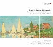 Französische Sehnsucht: Facetten des Impressionismus für Violoncello und Klavier de Duo Avad