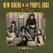Live At Felt Forum, Nyc, 18-03-73 (Remastered) fra New Riders Of The Purple Sage
