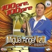 100pre, 100pre. Música de Guatemala para los Latinos by Miguel Angel Tzul Y Su Marimba Orquesta