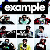 Won't Go Quietly von Example