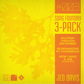 Song Foundry 3-Pack #003 by Jed Davis