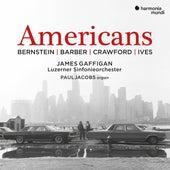 Bernstein, Barber, Crawford & Ives: Americans de James Gaffigan