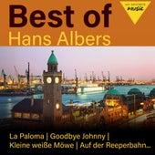Best of Hans Albers von Hans Albers