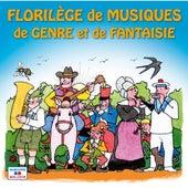 Florilège de musiques de genre et de fantaisie by Various Artists