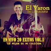 20 Exitos Lo Mejor de Mi Colecion, Vol. 1 (En Vivo) de El Varon de la bachata