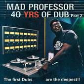 The First Dubs Are the Deepest: 40 Years of Dub Pt. 2 by Mad Professor