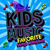 Kid's Music - Favorite Songs & Rhymes von Children's Music Ensemble