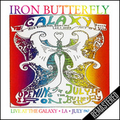 Live At The Galaxy, La, July 1967 (Remastered) de Iron Butterfly