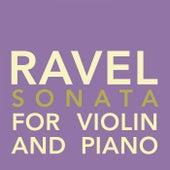 Ravel - Sonata for Violin and Piano von Maurice Ravel