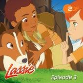 Episode 03: Die große Schnitzeljagd (Das Original Hörspiel zur TV-Serie) von Lassie