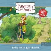 Folge 10: Findus und das eigene Fahrrad (Das Original Hörspiel zur TV-Serie) von Pettersson und Findus