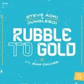 Rubble to Gold (feat. Sam Calver) von Steve Aoki