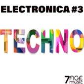 Electronica Techno, Vol. 3 de Various Artists