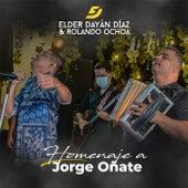 Homenaje a Jorge Oñate (Live) von Elder Dayan Diaz