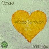 Yellow #Keepgoinowen von Giorgia