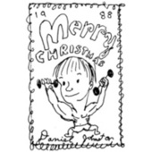 Merry Christmas von Daniel Johnston