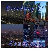 Broadway St von Kazeloon (Original Hoodstar)