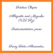 Allegretto and Mazurka in A major and D Minor, KK.VIIb/7-8 by Franz Fedor Alexandros