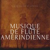 Musique de flûte amérindienne de Club de musique de guérison
