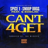 Can't 4get (feat. Q Bosilini) by Spice 1