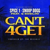 Can't 4get (Radio Edit) [feat. Q Bosilini] by Spice 1