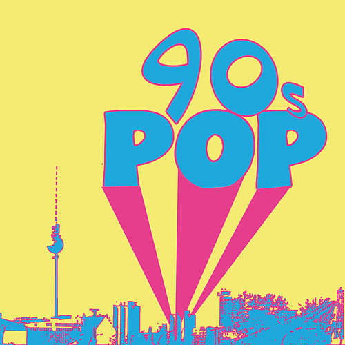 90's Pop Pre-Cleared Comp von Various Artists
