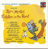 Fiddler on the Roof (Original Broadway Cast Recording) by Original Broadway Cast of Fiddler on the Roof