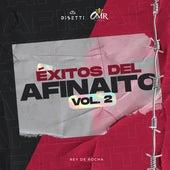 Éxitos Del Afinaito Vol. 2 de Rey De Rocha