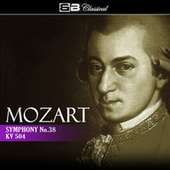 Mozart Symphony No. 38 KV 504 (Single) by Libor Pesek