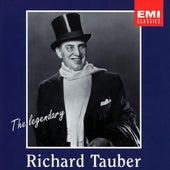 The Legendary Richard Tauber de Richard Tauber