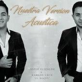 Nuestra (Version Acustica) de Jozue Elizalde