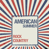 American Summer -  Rock & Country fra Various Artists