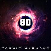 8D Cosmic Harmony: Celestial Space Sounds by Interstellar Meditation Music Zone