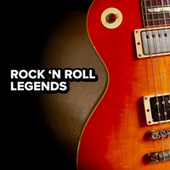 Rock 'N Roll Legends fra Various Artists