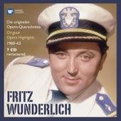 Fritz Wunderlich: Die Electrola-Querschnitte 1960-63 von Fritz Wunderlich