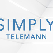 Simply Telemann by Georg Philipp Telemann
