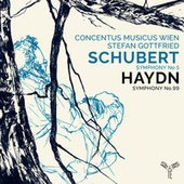 Schubert: Symphony No. 5 - Haydn: Symphony No. 99 by Concentus Musicus Wien