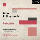 Prokofiev: Symphony No. 6 - Myaskovsky: Symphony No. 27 by Vasily Petrenko