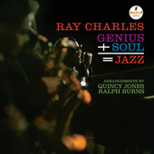 Genius + Soul = Jazz by Ray Charles