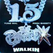 Walkin (feat. Pooh Shiesty) by Yung Mal
