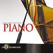 50 Plus Grands Succès : Piano by Various Artists