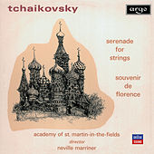 Tchaikovsky: Serenade for Strings; Souvenir de Florence by Academy Of St. Martin-In-The-Fields (1)