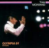 Olympia 81 Extraits von Yves Montand